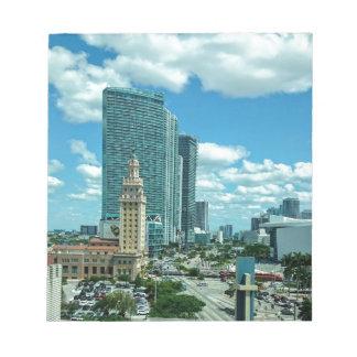 Bloco De Notas Torre cubana da liberdade em Miami 5
