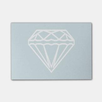 Bloco Post-it Diamante