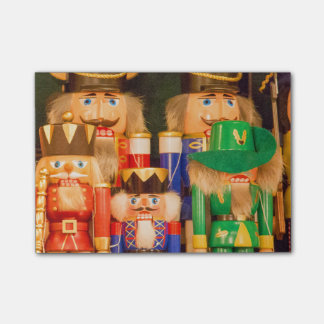 Bloco Post-it Exército de Nutcrackers do Natal