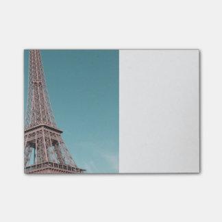 Bloco Post-it Torre Eiffel de Paris