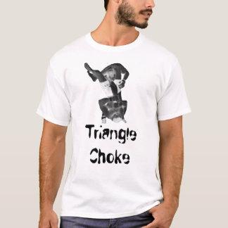 Bloqueador B do triângulo de Camiseta