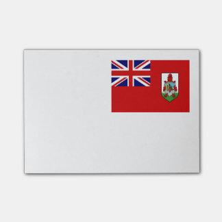 Bloquinho De Notas Bandeira de Bermuda