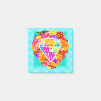 Bloquinho De Notas Brilho brilhante como um diamante