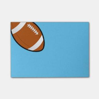 Bloquinho De Notas Cargo--Nota-Futebol
