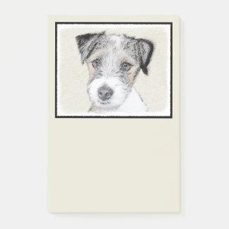 Bloquinho De Notas Russell Terrier (áspero)