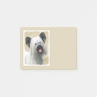 Bloquinho De Notas Skye Terrier