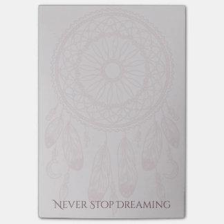 Bloquinho De Notas Sonhador Dreamcatcher 4x6