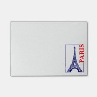 Bloquinho De Notas Torre de Paris-Eiffel