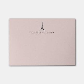 Bloquinho De Notas Torre Eiffel