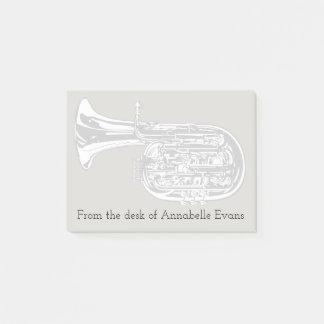 Bloquinho De Notas Tuba