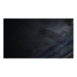 Blue Line fino Cartão De Visita