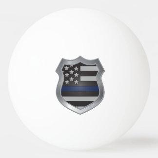 Blue Line fino sibila bolas de Pong