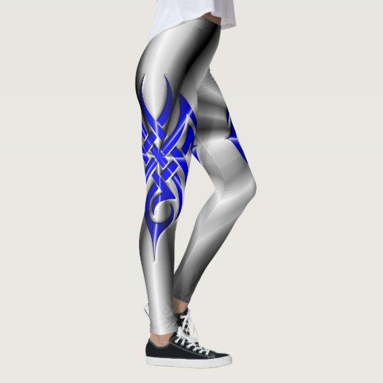 Blue Line fino - Starburst Legging