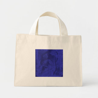 Blue Reflections In Natural Tote Bag