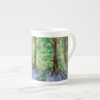 Bluebell Wood da caneca '