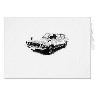 Bluebird 610 2000GTX 1974 de Datsun Cartoes