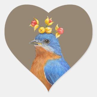 bluebird com etiquetas agridoces