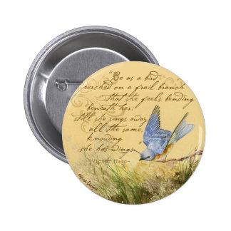 Bluebird no ramo & nas citações de Victor Hugo Boton