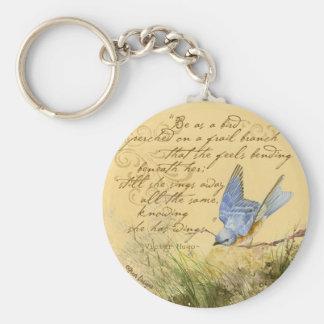 Bluebird no ramo & nas citações de Victor Hugo Chaveiros