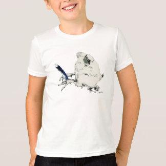 Bluejay de Dale - camisa da campainha T do miúdo