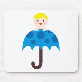 BluePABooP7 Mousepad