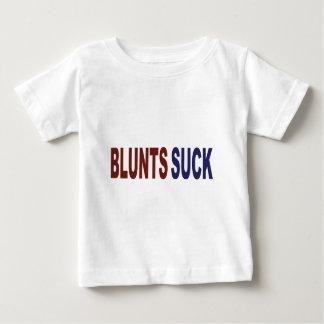 Blunts sugam camiseta para bebê