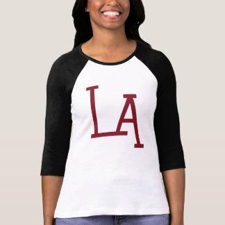 Blusa Raglan Los Angeles Camiseta