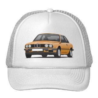 BMW alaranjado 3 séries (E30) Boné