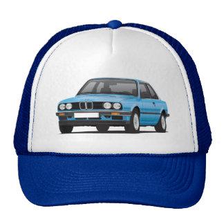 BMW azul 3 séries (E30) Boné
