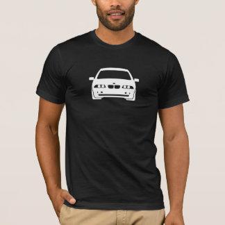 BMW homens escuros gráficos de 3 séries Camiseta