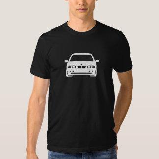 BMW homens escuros gráficos de 3 séries T-shirt