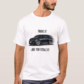 BMW um esporte de 535 M Camiseta