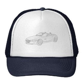 BMW Z4 BONÉ