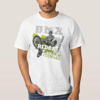 bmx do cavaleiro t-shirt