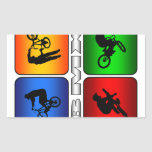 BMX espectacular Adesivo