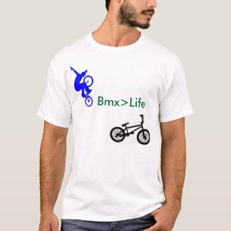 Bmx>Life Camiseta