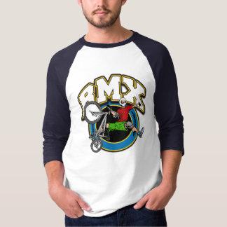 BMX um entregue o truque Tshirt