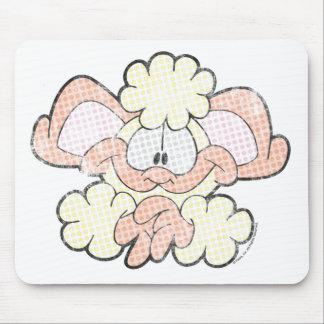 BO o cordeiro Mousepad