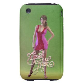 Boa sorte Zoey Capa iPhone 3 Tough