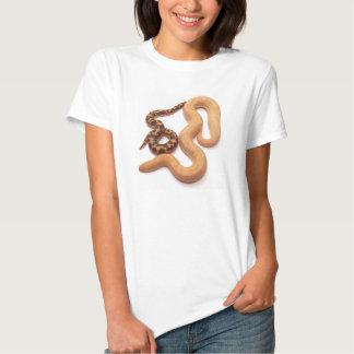 Boa T da areia do Kenyan do pai e do filho T-shirt