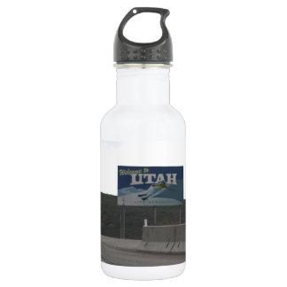 Boa vinda à garrafa de água de Utá