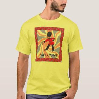 Boa vinda a Grâ Bretanha Camiseta