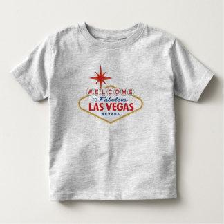 Boa vinda a Las Vegas fabuloso, Nevada Camiseta Infantil