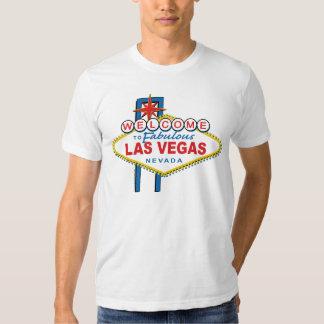 Boa vinda a Las Vegas fabuloso Tshirts