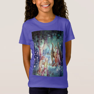 Boa vinda ao Fairyland Camiseta
