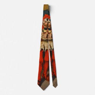 Bobo da corte 1875 do bebendo gravata