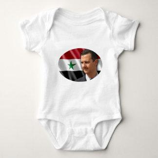 Body Para Bebê بشارالاسد de Bashar al-Assad