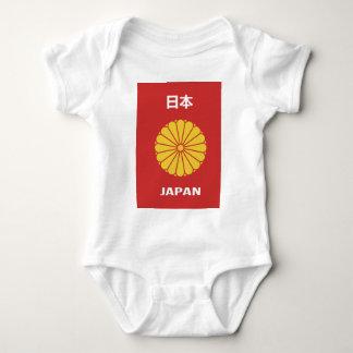 Body Para Bebê - 日本 - suporte japonês japão do passaporte do 日本人,