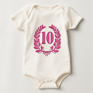 Body Para Bebê 10 anos