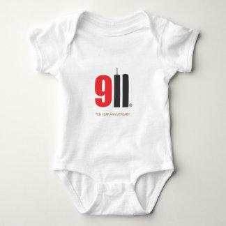 Body Para Bebê 11 de setembro torres gémeas